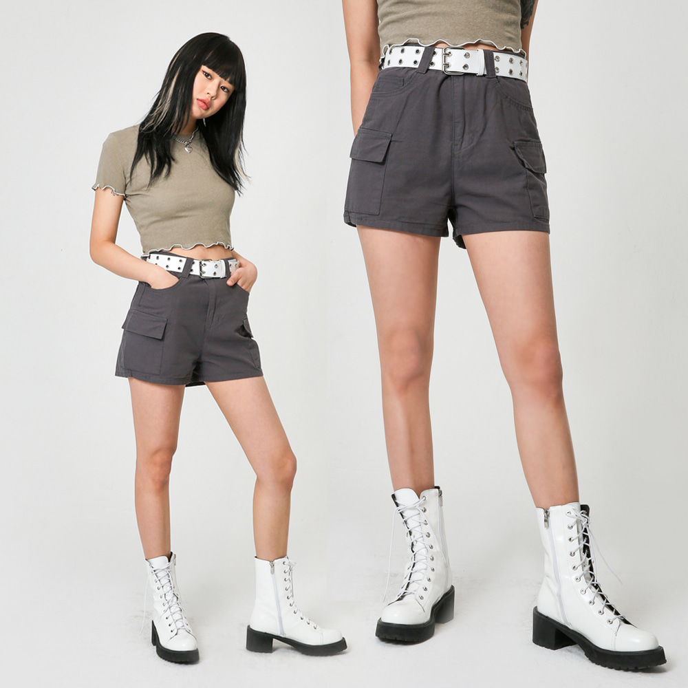 [NTNY-155] OFFSET POCKET SHORTS