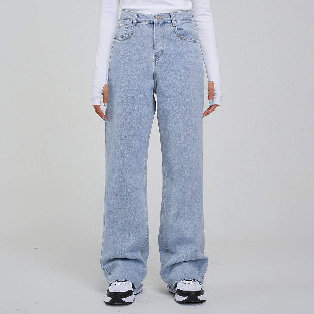 [NTNY-173] SONIC LONG DENIM PANTS