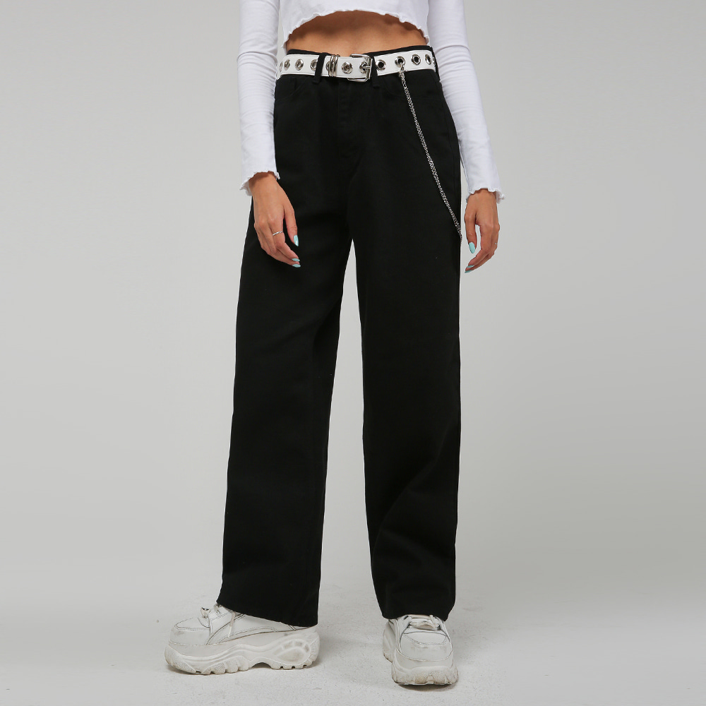 [NTNY-182] FUZE SET - WIDE PANTS