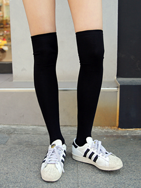 long r-basic stockings ( 2 color )