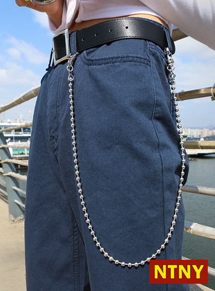 [NTNY-ACC] PULP BALL PANTS CHAIN