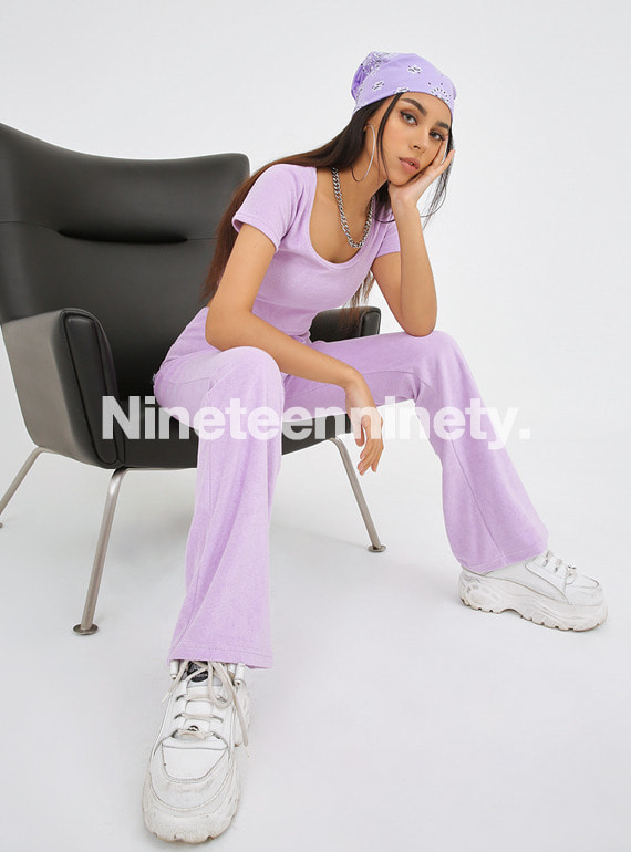[NTNY-239] VIETA CROP TRAINING SET (Purple)